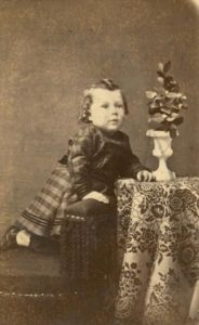 FLW as a Child